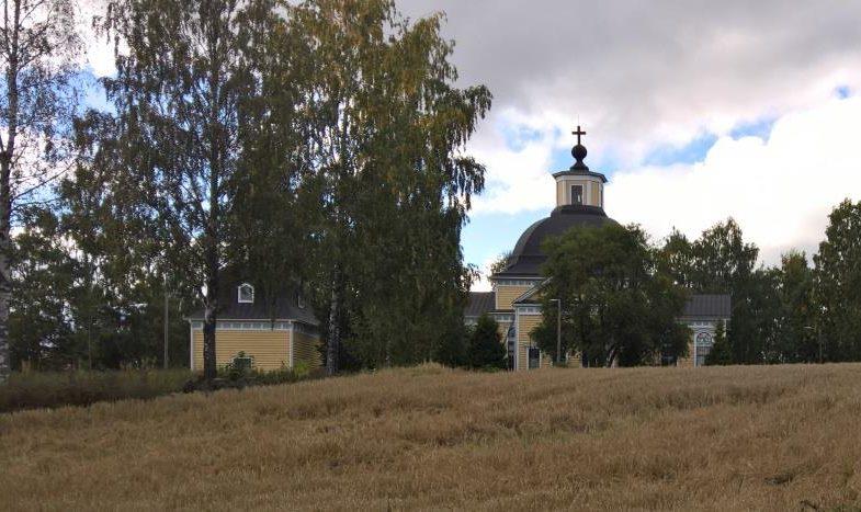 Maaseutuväen sadonkorjuukirkkopyhä 22.9.2019 klo 10.00 Taipalsaaren kirkossa