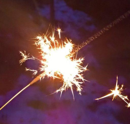 Hyvää ja riemukasta Uutta Vuotta 2018