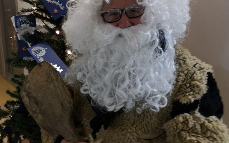 Rauhaisaa Joulua ja Hyvää Uutta Vuotta 2019