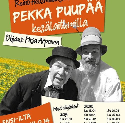 Teatterivierailu Lemin nuorisoseuran teatteriin 14.3.2020 on PERUTTU