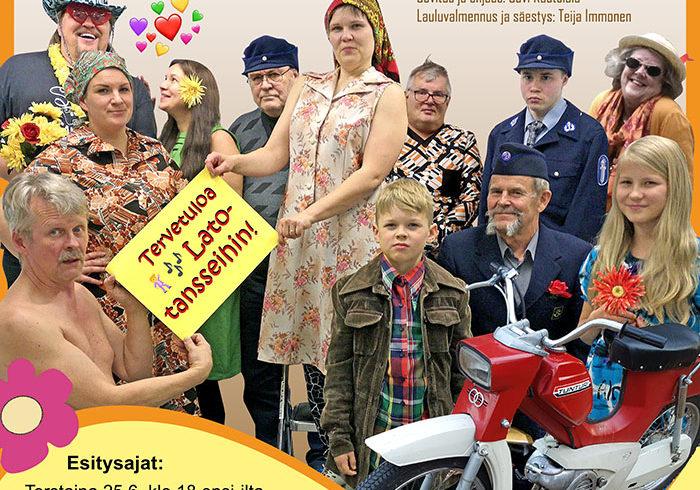 MTK:n kesäteatteriretki Parikkalaan 15.7.2021