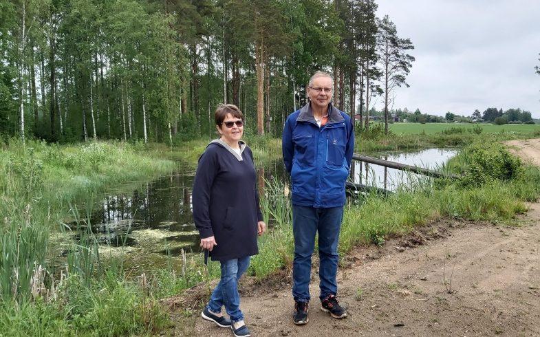 Kosteikkoklinikka Asko ja Maija Saikon kosteikolla 7.7.2020 klo 17.00-20.00 (os. Suolahdentie 461, 54930 Levänen)